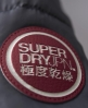 Superdry Superdry Puffle Jacket Dark Grey