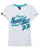 Superdry Original 77 T-shirt White