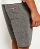 Superdry Trackster Vintage Sweat Shorts Grey