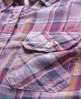 Superdry Calamity Dandy Shirt Pink
