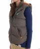 Superdry Hooded Camping Gilet Khaki/olive