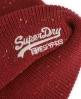 Superdry Basic Beanie Red