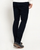 Superdry Pantaloni slim fit in cotone City Navy