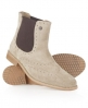 Superdry Mills Boots Ivory