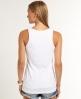 Superdry Brush It Real Good Vest White