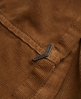 Superdry Corduroy Button Through Rock Braun