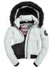 Superdry Everest Ella Bomber Jacket Grey