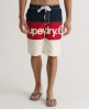Superdry Tri Panel Boardshort Navy