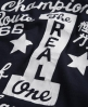 Superdry Real 1 Reworked T-shirt Navy