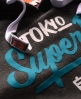 Superdry Ticket Type Hoodie Black