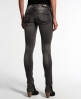 Superdry Low Rise Superskinny Cassie Jeans Grey