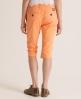 Superdry Commodity Capri Pant Orange