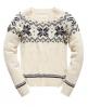 Superdry Sleepy Knit Sweater Cream