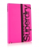 Superdry Editors Notebook  Pink