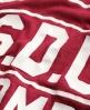 Superdry SDU Champs T-shirt Pink