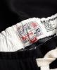 Superdry Gloucester Rugby Jogger Shorts Black