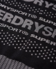 Superdry Gym Seamless Top  Black