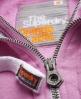 Superdry Neon Zip Hoodie Pink