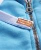 Superdry Trackster Zip Hoodie Blue