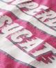 Superdry Pussycats Slub T-shirt Pink