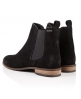 Superdry Millie Suede Chelsea Boots Black