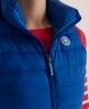 Superdry Fuji Vest Blue