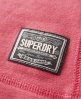 Superdry Challenger Henley Pink