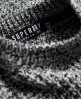 Superdry Nordic Depth Crew Neck Sweater Grey