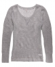 Superdry Crochet Crew Grey