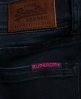 Superdry Second Skin Jeans Blue