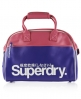 Superdry Tricolour Tennis Tote Blue