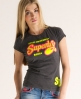 Superdry State University T-shirt Grey