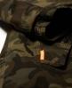 Superdry Rooki Sherpa Multi Jacke Grün