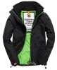 Superdry Technical Windcheater Jacket Black