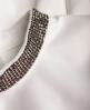 Superdry Premium Jewel Kleid Creme
