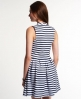 Superdry Premium Scuba Dress Navy