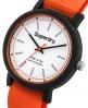 Superdry Campus Nato Watch Orange
