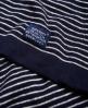 Superdry Static Breton Stripe Crew Neck Sweater Navy