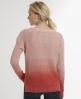 Superdry Dip Dye Slouch Jumper Pink