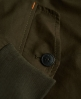 Superdry Longhorn Harrington Jacket Green