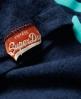 Superdry Ticket Type Boyfriend T-shirt Blue