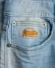 Superdry Jeans Corporal Slim Azzurro