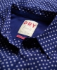 Superdry Calamity Print Shirt Navy