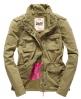 Superdry Rookie Military Jacket Green