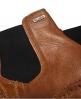 Superdry Brad Brogue Pemium chelsea boots Tan