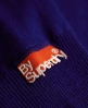 Superdry Orange Label V-neck Blue
