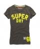 Superdry Coaching 68 T-shirt Dk Grey
