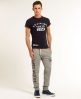 Superdry Pommel Sweat Pants Grey