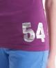 Superdry Double Swoosh T-shirt Purple
