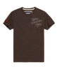Superdry T-shirt Expedition  Gris Foncé